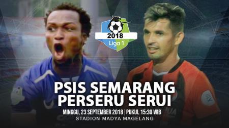 Prediksi Pertandingan Liga 1 2018: PSIS vs Perseru Serui. - INDOSPORT