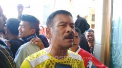 Manajer Persib, Umuh Muchtar saat ditemui di kediamannya, Jalan Gang Desa, Kiaracondong, Kota Bandung, Minggu (23/09/18).