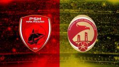 Indosport - PSM Makassar vs Sriwijaya FC.