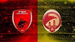 PSM Makassar vs Sriwijaya FC.