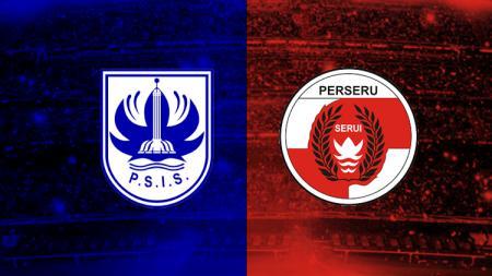 PSIS Semarang vs Perseru Serui. - INDOSPORT