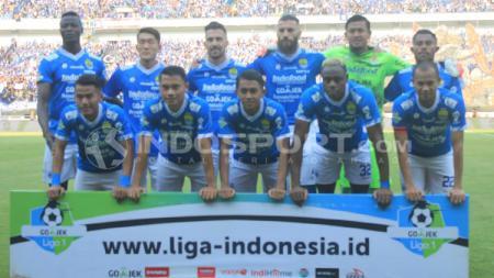 Pemain Persib Bandung - INDOSPORT