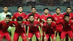 Indosport - Penggawa Timnas U-19 Indonesia
