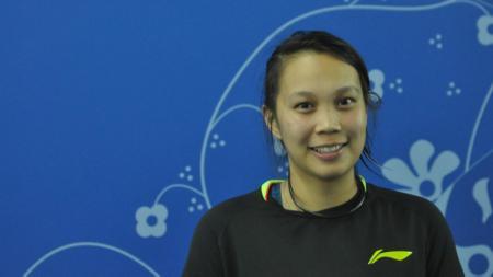 Setyana Mapasa, mantan pebulutangkis Indonesia yang kini jadi pebulutangkis Australia. - INDOSPORT