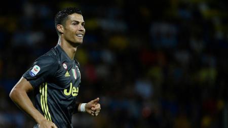 Megabintang Juventus, Cristiano Ronaldo. - INDOSPORT