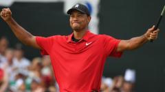 Indosport - Tiger Woods ikut buka suara soal insiden yang menimpa George Floyd.