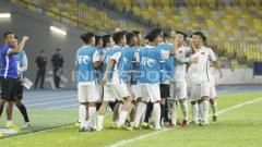 Indosport - Timnas U-16 Indonesia vs Vietnam