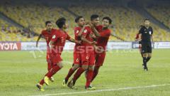 Indosport - Selebrasi Timnas Indonesia U-16