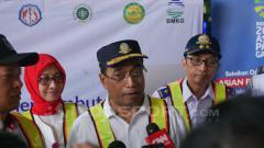 Indosport - Menteri Perhubungan, Budi Karya Sumadi.