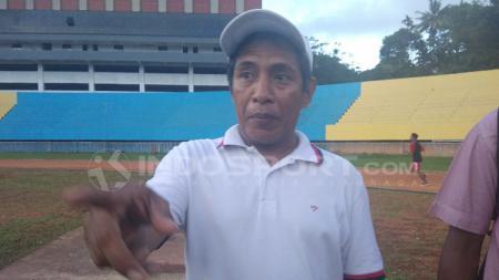 Asisten Manajer Persipura, Bento Madubun. - INDOSPORT