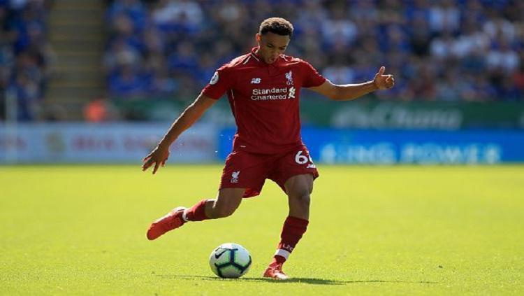 Trent Alexander-Arnold aset masa depan Liverpool Copyright: Sportskeeda