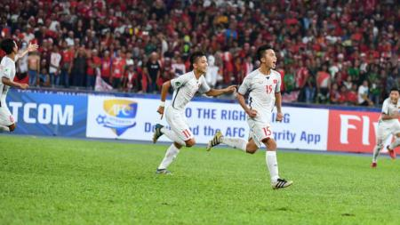 Timnas Vietnam U-16 dihujani kritik keras setelah dipastikan gagal lolos ke Piala AFC U-16 2020. - INDOSPORT