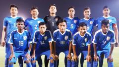 Indosport - Skuat timnas India U16.