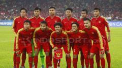 Indosport - Skuat Timnas Indonesia U16.