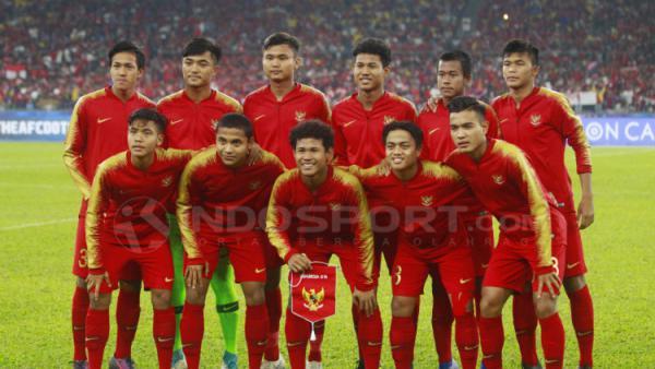 Kapten Timnas U23 Yakin Indonesia U16 Lolos Piala Dunia  INDOSPORT