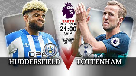 Huddersfield vs Tottenham Hotspur (Prediksi) - INDOSPORT