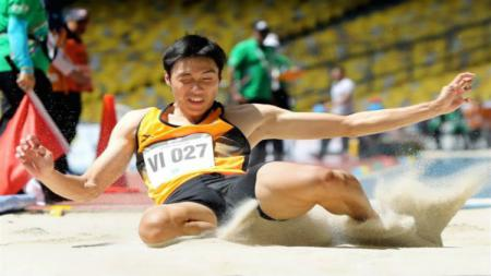 Atlet paralimpiade Malaysia. - INDOSPORT