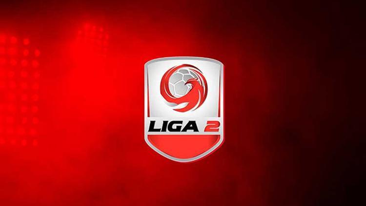 Logo Liga 2 2018. Copyright: Istimewa