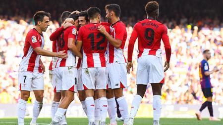 Untuk kali pertama setelah sekian lama, laga final Copa del Rey akhirnya mempertemukan dua klub besar asal Basque. - INDOSPORT