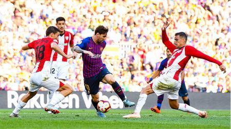 Athletic Bilbao vs Barcelona - INDOSPORT