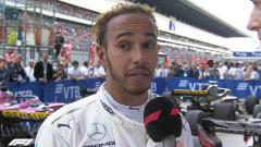 Indosport - Pembalap Formula 1 yang tergabung ke dalam tim Mercedes, Lewis Hamilton, melontarkan perkataan yang merendahkan pembalap Scuderia Ferrari, Sebastian Vettel.