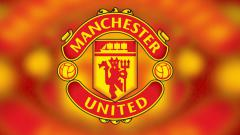 Indosport - Logo Man United.