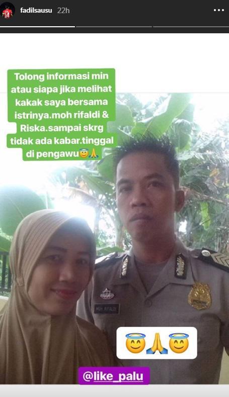Fadil Sausu. Copyright: Instagram@fadilsausu