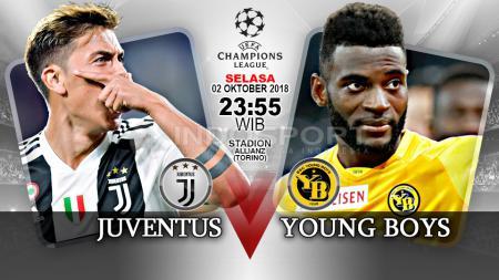 Juventus vs Young Boys (Prediksi) - INDOSPORT