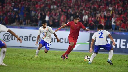 Apa kabar Mochamad Yudha Febrian? Pemain muda Barito Putera yang sempat dicoret dari skuat Tim Nasional Indonesia U-19 karena kedapatan 'dugem'. - INDOSPORT