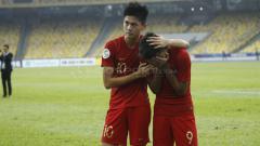 Indosport - Pemain Timnas Indonesia U-19, Rendy Juliansyah ngambek melihat Timnas Pelajar Indonesia U-18 kalah dari Malaysia di Asian Schools Football Championship (ASFC) U-18 2019, Jumat (22/11/19).