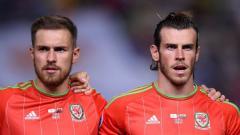 Indosport - Gareth Bale meyakini kepindahan Aaron Ramsey ke Juventus merupakan langkah tepat bagi kompatriotnya