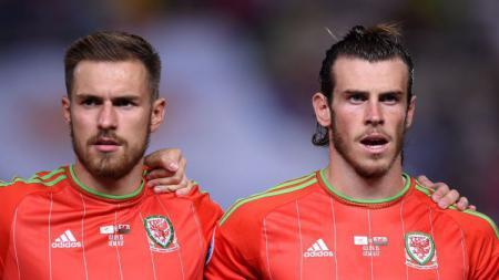Gareth Bale meyakini kepindahan Aaron Ramsey ke Juventus merupakan langkah tepat bagi kompatriotnya - INDOSPORT