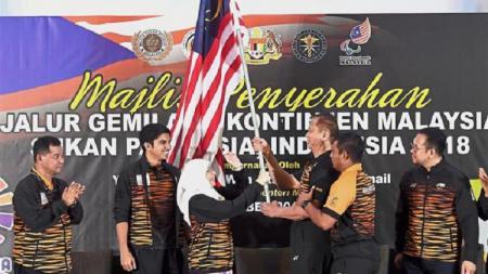 Indonesia harus waspada karena satu atlet lontar martil Malaysia bernama Jackie Wong Siew positif terpapar virus corona. - INDOSPORT