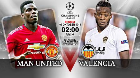 Manchester United vs Valencia (Prediksi) - INDOSPORT