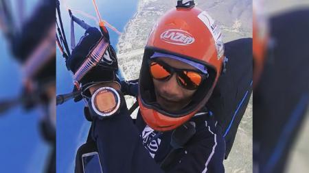 Atlet Paralayang yang meninggal di Palu, Petra Mandagi. - INDOSPORT