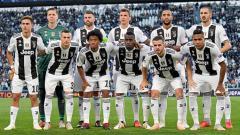 Indosport - Skuat Juventus.