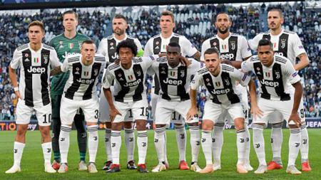 Skuat Juventus. - INDOSPORT