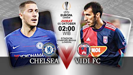 Chelsea vs Vidi FC (Prediksi) - INDOSPORT