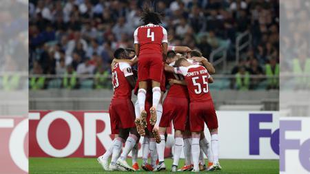 Qarabag vs Arsenal - INDOSPORT