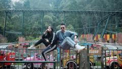 Indosport - Ryuji Utomo dan Shabrina Ayu