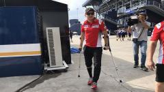 Indosport - Pembalap Ducati, Jorge Lorenzo.