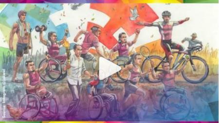 Asian Para Games 2018. - INDOSPORT