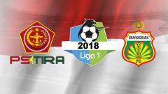 Indosport - PS TIRA vs Bhayangkara FC.