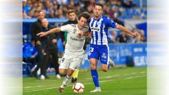 Indosport - AC Milan tengah membidik bintang gagal Real Madrid sebagai upaya antisipasi andaikata mereka tidak bisa mendapatkan Diogo Dalot dari Manchester United.