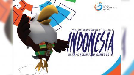 Selamat bertanding atlet-atlet Asian Para Games 2018. - INDOSPORT