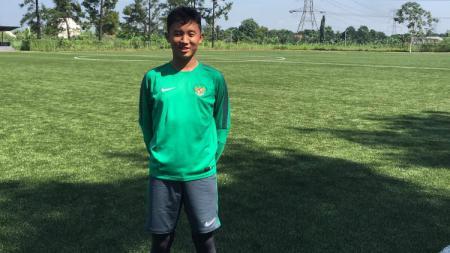 Jovanni Renaldi, bakat muda Indonesia. - INDOSPORT