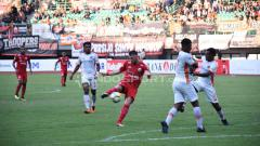 Indosport - Persija Jakarta vs Perseru Serui