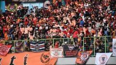 Indosport - Jakmania, suporter Persija Jakarta.