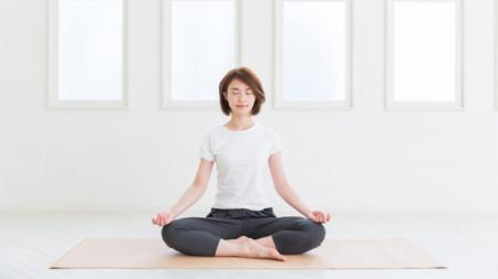 Ilustrasi Yoga. - INDOSPORT