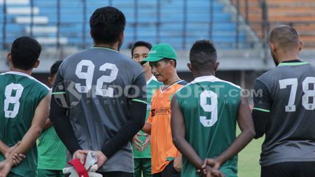 Persebaya Surabaya sempat meraih hasil kurang memuaskan di tiga pertandingan awal mereka di Liga 1 2019 lalu. - INDOSPORT